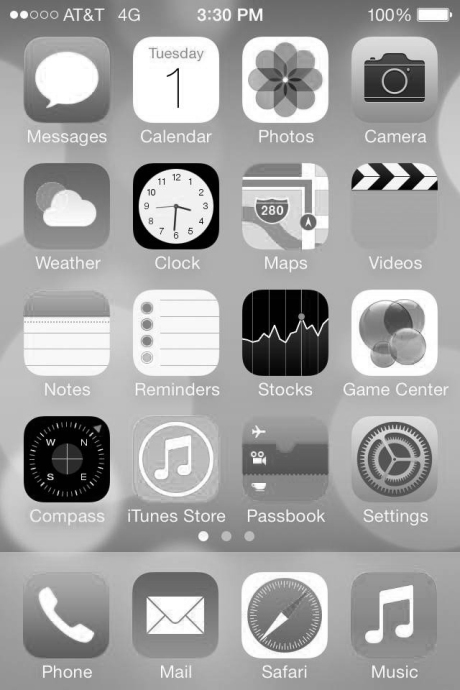 iOS 7 Background