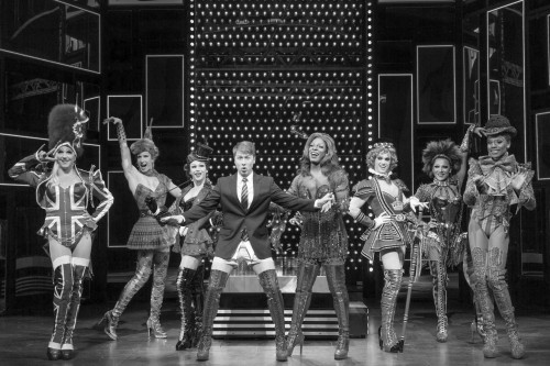 Photo Courtesy of Matthew Murphy Kinky Boots opens Tuesday, Sept. 23 at the Civic Theatre downtown.