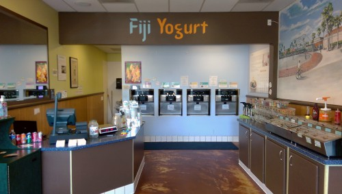 Fiji offers a cool treat for warm San Diego weather.