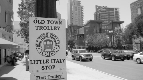 Students can take the trolley to Little Italy and immerse themselves in the culture.