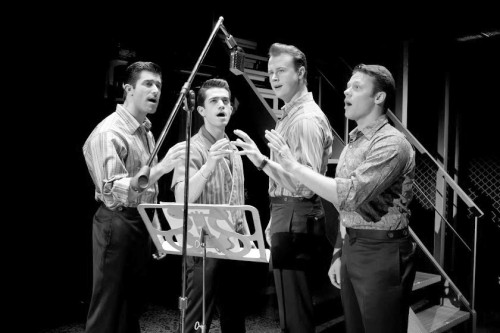 """Jersey Boys"" electrifies audiences with old school classic hits."