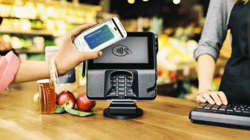 Apple Pay now lets consumers pay with their phone instead of cash or credit card.
